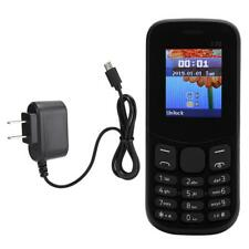 130 1.77inch Screen 3000 mAh Dual SIM Straight Big Buttons Quad Band Cellphone