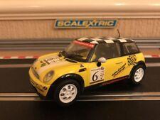 Scalextric Mini Cooper John Cooper Challenge No6 C2485A Good Condition