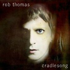FREE US SHIP. on ANY 3+ CDs! ~Used,Very Good CD Rob Thomas: Cradlesong