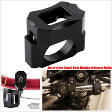 Universal Motorcycle Speed Gear Display Indicator Holder Bracket forHonda Yamaha