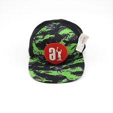 Adrenaline Camo Heavy Snapback Hat Green Camo NWT HA-CAMO-HEAVY