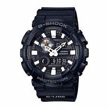 Casio GAX100B-1A Men's Ana-Digi Tide Graph Thermometer Black Glide G Shock Watch