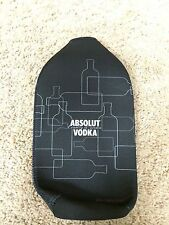 RARE ABSOLUT VODKA LITER SAO JOAO BRAZIL SKIN -GREAT FOR DISPLAY