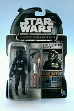 Star Wars Legacy Collection, Tie Fighter Pilot, Cancelled figure line.