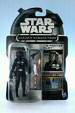 STAR Wars Collezione Legacy, Tie FIGHTER PILOT, annullato linea figura.