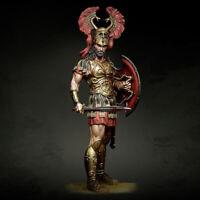 █ 1/20 Resin Roman General Unpainted Unassembled 3193
