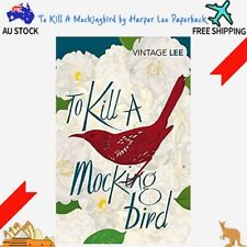 To Kill A Mockingbird by Harper Lee Paperback