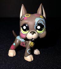 2'' Littlest Pet Shop LPS999 Great Dane Dog Puppy