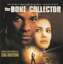 The Bone Collector-1999-Original Movie Soundtrack-16 Track-CD