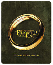 The Lord Of The Rings: The Fellowship Of The Ring - EE (Blu-ray Steelbook)