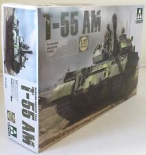 Takom 1:35 02041 Russian Medium Tank T-55 AM Model Military Kit