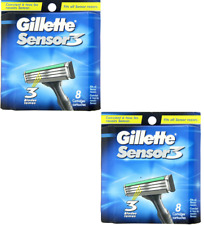 Gilete Sensor3 Blade 8 Cartridges Pack of 8