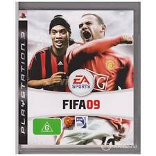 PLAYSTATION 3 FIFA 09, 2009 NETWORK, DUAL SHOCK 3 PS3 [ULN] YOUR GAMES PAL