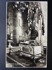 Warwick ROYAL WARWICK REGIMENT MEMORIAL St Marys Church - Old RP Postcard