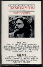 JIM MORRISON, MUSIC BY THE DOORS AN AMERICAN PRAYER  CASSETTE  1978  5C-5502