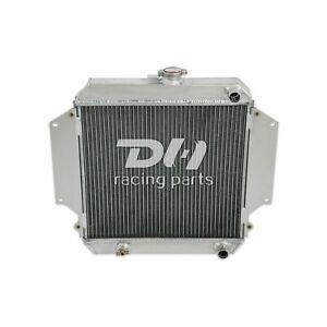 Radiator FOR SUZUKI SIERRA 2Dr SPFTOP / HARDTOP SJ410/413 7/81-3/96 Manual 2Rows