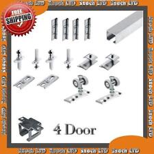 Ekofold Bi-folding Sliding Door System 20 kg 2000 mm 4 door