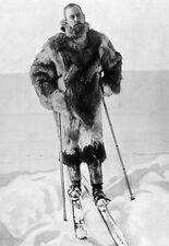 Roald Amundsen Norwegian Arctic explorer Published 1912   Poster Print