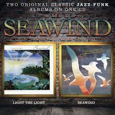 SeaWind - Light The Light / Seawind.   New cd   Soul Music Records