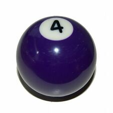 Purple Spot 4 Pool Ball Gear Knob VW Golf Polo Jetta Caddy Mk1,2&3 GTI TDI