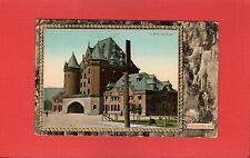 Vancouver,British Columbia,Canada C.P.R. Railroad Station, depot used 1916