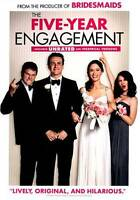 The Five Year Engagement DVD NEW Sealed