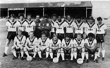 PORT VALE FOOTBALL TEAM PHOTO>1983-84 SEASON