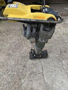 Wacker Neuson Trench Rammer  Yellow Top BS50-2