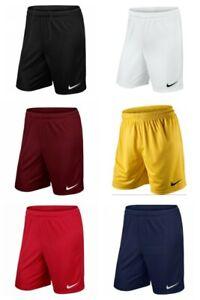 Nike Mens Shorts Football Dri Fit Park Gym Training Sports Running S M L XL XXL