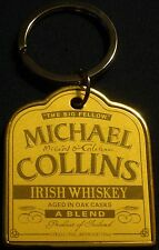 Michael Collins Irish Whiskey - Key Chain - Dublin Apple Recipe on back....NEW