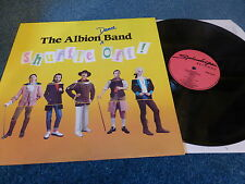 THE ALBION DANCE BAND - SHUFFLE OFF , SPINDRIFT 1983 , EX/M- ,LP