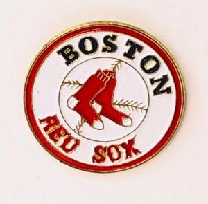 Boston Red Sox Baseball Hat Lapel Pin