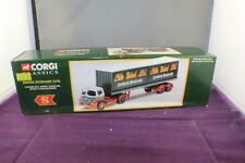 Corgi 14301 Foden S21 Articulated Trailer with 2 Containers  Eddie Stobart
