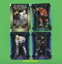 GATORADE Hockey Card LOT, 2007-08 Upper Deck inc Sedin and Sundin