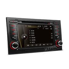 Audi A4 S4 RS4 Head Unit Stereo Radio Car DVD Player GPS Sat Nav/Bluetooth/iPod