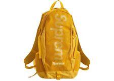 Supreme Backpack Gold SS20 Confirmed