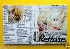 dvds rettore donatella rettore stralunata kobra lamette diva rare box 2 cds+dvd