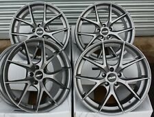 "18"" GM GTO ALLOY WHEELS FITS VOLVO V40 V60 V70 V90 XC40 XC60 XC90 4X4 5X108"