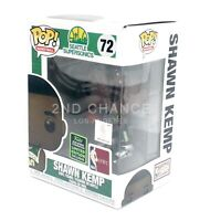 Funko Pop NBA Seattle Supersonics Shawn Kemp #72 ECCC Shared Exclusive