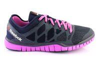REEBOK ZQUICK TR 3.0 Damen Laufschuhe Sportschuhe Turnschuhe Fitness Indigo Gym