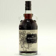 The Kraken Black Spiced Rum Der Hit aus USA 0,7 Ltr 40%