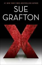 X (A Kinsey Millhone Novel) SIGNED by Sue Grafton (Hardcover) 1st/1st