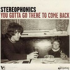 You Gotta Go There To Come Back - 2 DISC SET - Stereophonics (2016, Vinyl NEUF)