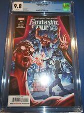 Fantastic Four #26 Brooks Cover CGC 9.8 NM/M Gorgeous Gem Wow