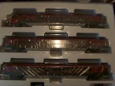 More details for jagerndorfer ho gauge ac 10401 obb  railjet set of 3 coaches brand new boxed.