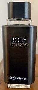 Vintage 2011 FORMULA 10931 BODY KOUROS BY YVES SAINT LAURENT --3.3 OZ--100 ML