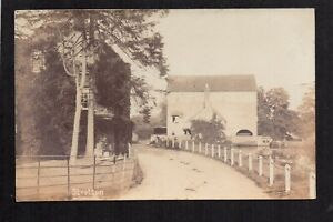 Stretton Watermill - near Tilston - real photographic postcard