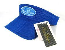 Sale Evergreen Cap Sun Visor Original Japan Free Size Blue (5929)
