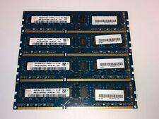 Hynix 16GB (4 x 4GB) DDR3-1600 PC3-12800U 1.5V Desktop Memory HMT351U6CFR8C-PB