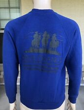 Vintage 90s Bear Branch Crewneck Sweatshirt USA Made Shawnee National Forest